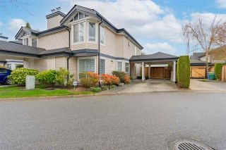 """Photo 1: 3 4748 54A Street in Delta: Delta Manor Townhouse for sale in """"ROSEWOOD COURT"""" (Ladner)  : MLS®# R2565810"""