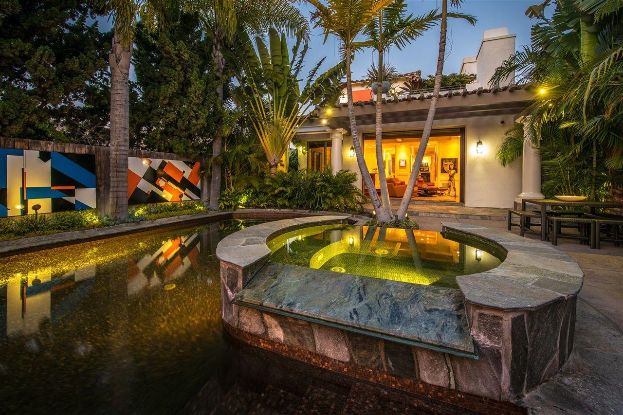 Main Photo: House for sale : 2 bedrooms : 734 Glorietta Blvd in Coronado
