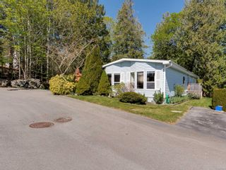 Photo 3: 612 2850 Stautw Rd in Central Saanich: CS Hawthorne Manufactured Home for sale : MLS®# 874798