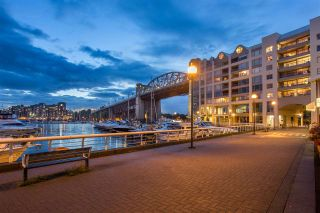 Photo 17: 506 1008 BEACH AVENUE in Vancouver: Yaletown Condo for sale (Vancouver West)  : MLS®# R2306012
