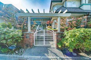 Main Photo: 3966 CREEKSIDE Place in Burnaby: Burnaby Hospital Townhouse for sale (Burnaby South)  : MLS®# R2562885