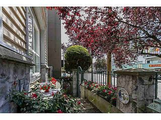 Photo 3: 101 3278 HEATHER Street in Vancouver: Cambie Condo for sale (Vancouver West)  : MLS®# V1136487