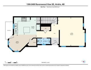 Photo 18: 1310 2400 Ravenswood View SE: Airdrie Row/Townhouse for sale : MLS®# A1131588