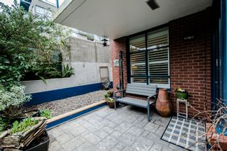 """Photo 38: 102 1725 BALSAM Street in Vancouver: Kitsilano Condo for sale in """"BALSAM HOUSE"""" (Vancouver West)  : MLS®# R2031325"""