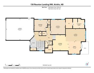 Photo 39: 138 Reunion Landing NW: Airdrie Detached for sale : MLS®# A1034359