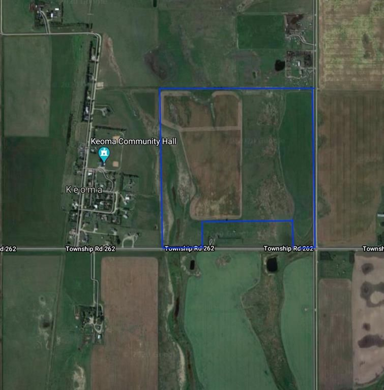 Main Photo: 4;27;26;13;SE in Rural Rocky View County: Rural Rocky View MD Land for sale : MLS®# A1149554