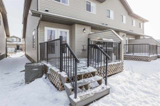 Photo 41: 37 9511 102 Ave: Morinville Townhouse for sale : MLS®# E4227386