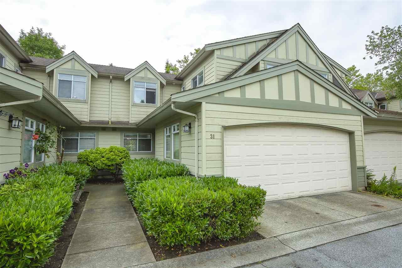 """Main Photo: 31 10238 155A Street in Surrey: Guildford Townhouse for sale in """"CHESTNUT LANE"""" (North Surrey)  : MLS®# R2473485"""