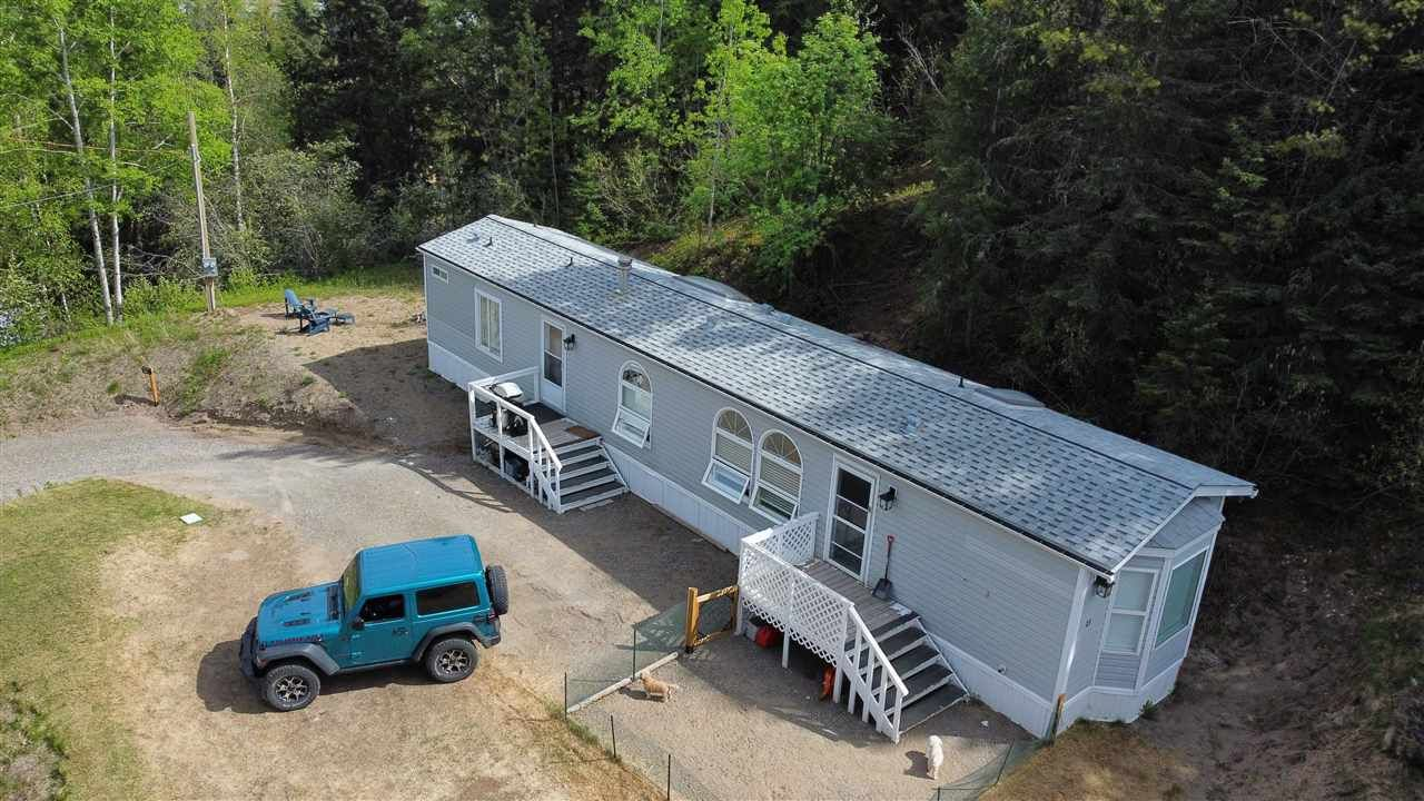 Main Photo: 2493 PERRIN Heights in Prince George: Hart Highway Manufactured Home for sale (PG City North (Zone 73))  : MLS®# R2585514