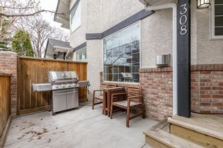 Photo 31: 1 308 14 Avenue NE in Calgary: Crescent Heights Row/Townhouse for sale : MLS®# A1101597