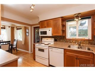Photo 8: VICTORIA REAL ESTATE = GLANFORD HOME For Sale SOLD With Ann Watley.