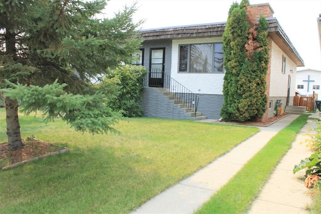 Main Photo: 7641 22A Street SE in Calgary: Ogden Semi Detached for sale : MLS®# A1143095