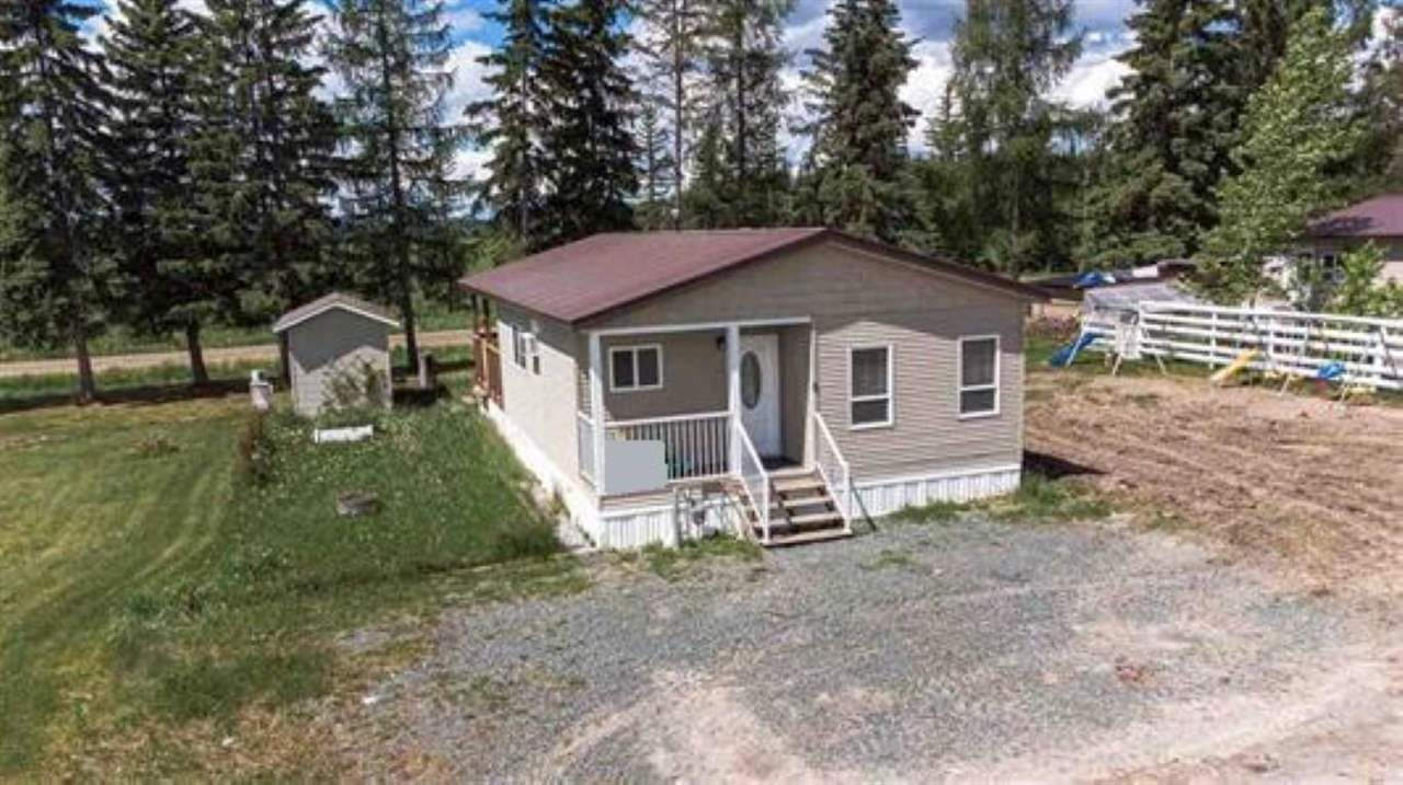 Main Photo: 8 8680 CASTLE Road in Prince George: Sintich Manufactured Home for sale (PG City South East (Zone 75))  : MLS®# R2586078