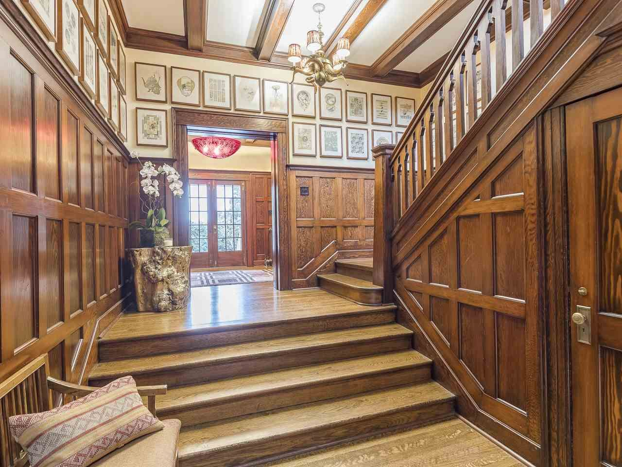 Photo 3: Photos: 3369 THE CRESCENT in Vancouver: Shaughnessy House for sale (Vancouver West)  : MLS®# R2534743