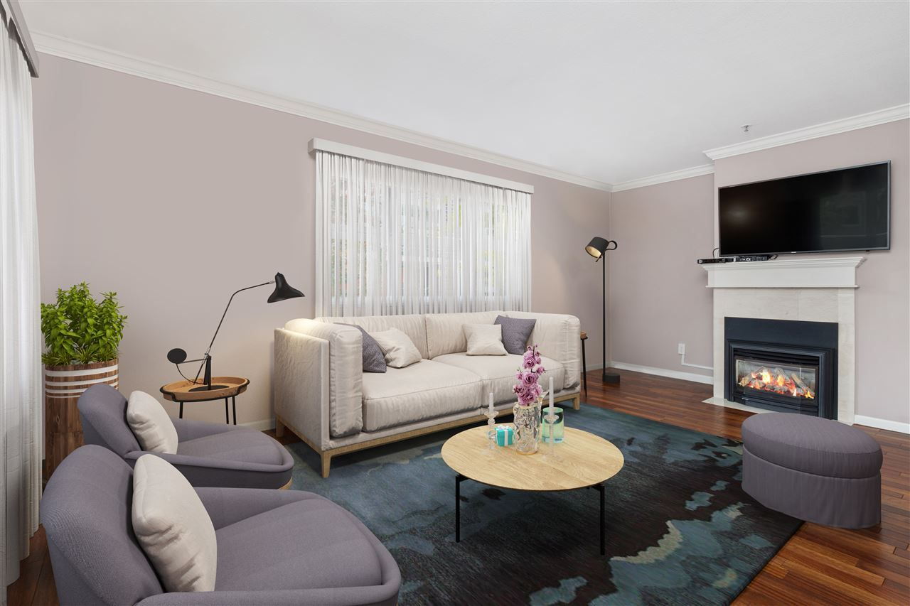 Main Photo: 202 3008 WILLOW STREET in Vancouver: Fairview VW Condo for sale (Vancouver West)  : MLS®# R2517837