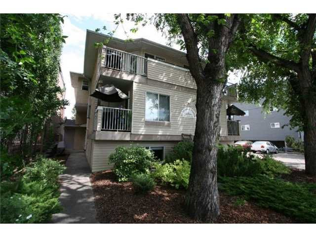 Main Photo: 101 112 34 Street NW in CALGARY: Parkdale Condo for sale (Calgary)  : MLS®# C3576126