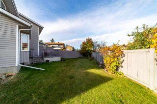 Photo 41: 21 14717 34 Street in Edmonton: Zone 35 House Half Duplex for sale : MLS®# E4234606