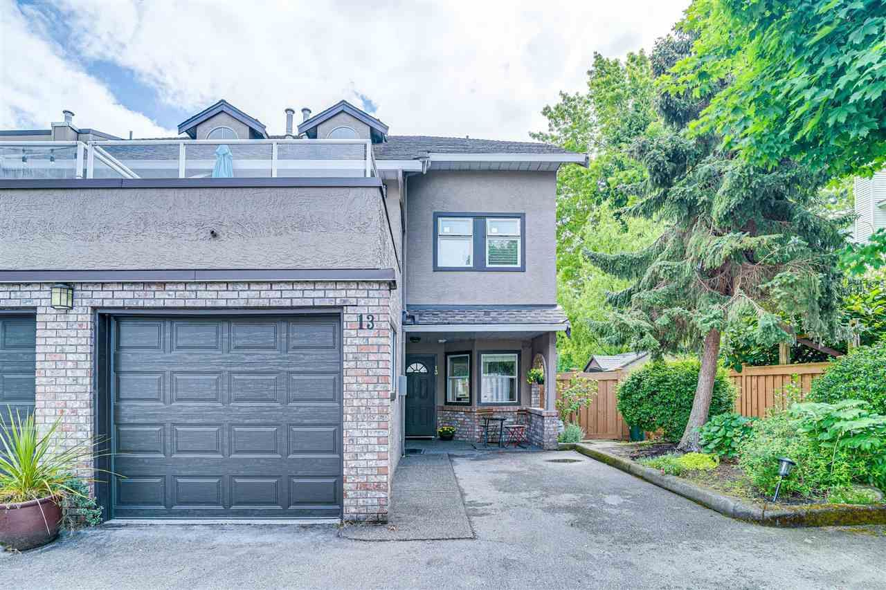Main Photo: 13 12438 BRUNSWICK Place in Richmond: Steveston South Townhouse for sale : MLS®# R2585192