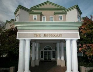 """Photo 1: 2960 PRINCESS Crescent in Coquitlam: Canyon Springs Condo for sale in """"THE JEFFERSON"""" : MLS®# V635812"""