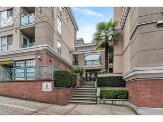 """Photo 1: 325 332 LONSDALE Avenue in North Vancouver: Lower Lonsdale Condo for sale in """"Calypso"""" : MLS®# R2625406"""