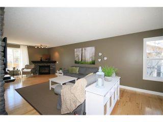 Photo 3: 5 WEST TERRACE Crescent: Cochrane House for sale : MLS®# C4048617