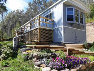 Photo 2: 4485 HUDSON BAY MOUNTAIN ROAD Road in Smithers: Smithers - Rural Manufactured Home for sale (Smithers And Area (Zone 54))  : MLS®# R2447352