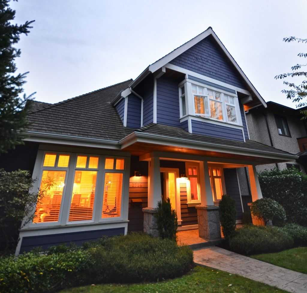 Main Photo: 2716 W 37TH Avenue in Vancouver: Kerrisdale House for sale (Vancouver West)  : MLS®# V1031547