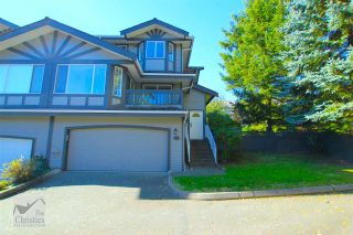 "Photo 1: 116 1685 PINETREE Way in Coquitlam: Westwood Plateau Townhouse for sale in ""THE WILTSHIRE"" : MLS®# R2117168"