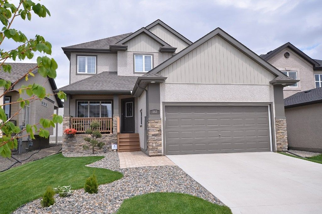 IMMACULATE 2091sf 3 Bedroom Two-Storey home (12), with 20x22 AT2  on Beautifully Landscaped 44x115 Lot in Sage Creek.