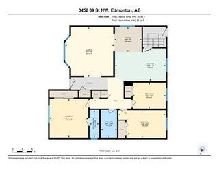 Photo 26: 3452 39 Street in Edmonton: Zone 29 House for sale : MLS®# E4231480