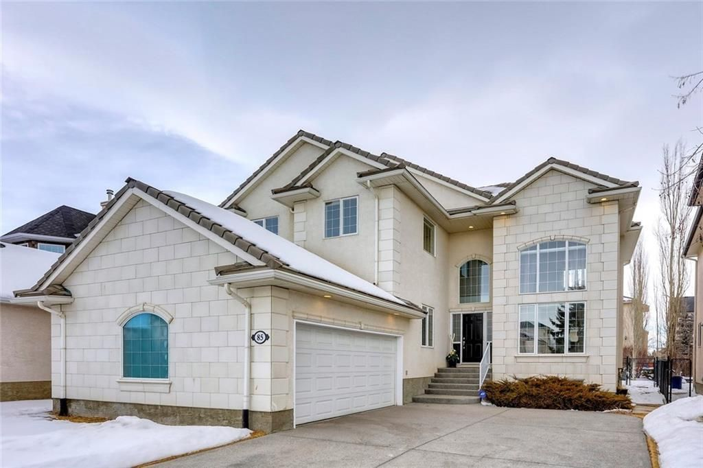 Main Photo: 85 STRATHRIDGE Crescent SW in Calgary: Strathcona Park Detached for sale : MLS®# C4233031