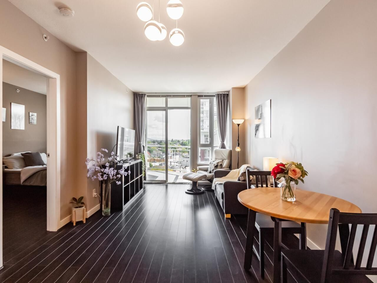"""Main Photo: 709 4078 KNIGHT Street in Vancouver: Knight Condo for sale in """"King Edward Village"""" (Vancouver East)  : MLS®# R2591633"""