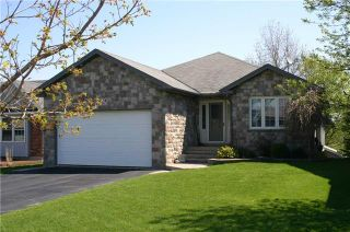 Photo 1: 937 Greenwood Crescent: Shelburne House (Bungalow) for sale : MLS®# X4038111