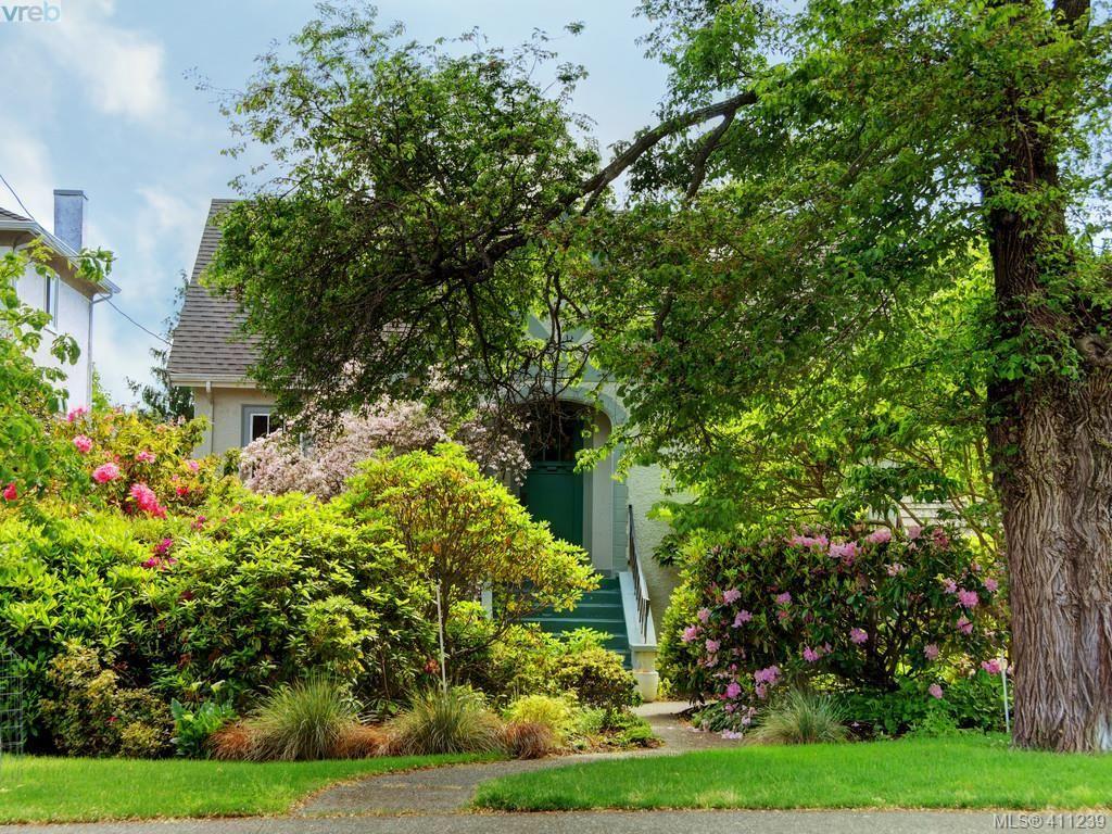 Main Photo: 2617 ESTEVAN Ave in VICTORIA: OB North Oak Bay House for sale (Oak Bay)  : MLS®# 815267