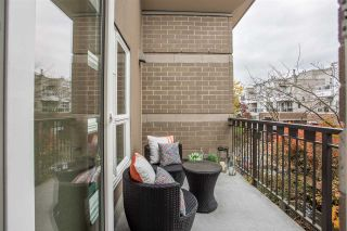 """Photo 20: 306 2161 W 12TH Avenue in Vancouver: Kitsilano Condo for sale in """"The Carlings"""" (Vancouver West)  : MLS®# R2319744"""
