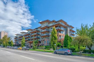 """Photo 1: 305 500 ROYAL Avenue in New Westminster: Downtown NW Condo for sale in """"Dominion"""" : MLS®# R2617235"""