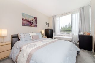 "Photo 21: 801 6837 STATION HILL Drive in Burnaby: South Slope Condo for sale in ""Claridges"" (Burnaby South)  : MLS®# R2239068"