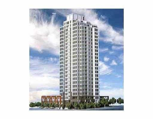 """Main Photo: 1203 1001 HOMER ST in Vancouver: Downtown VW Condo for sale in """"THE BENTLY"""" (Vancouver West)  : MLS®# V589623"""