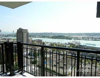 """Photo 7: 1205 813 AGNES Street in New_Westminster: Downtown NW Condo for sale in """"NEWS"""" (New Westminster)  : MLS®# V652250"""