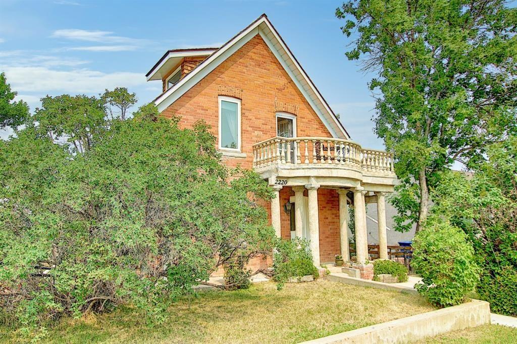 Main Photo: 2220 21 Street: Nanton Detached for sale : MLS®# A1145502