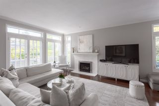 """Photo 1: 4290 HEATHER Street in Vancouver: Cambie Townhouse for sale in """"Grace Estate"""" (Vancouver West)  : MLS®# R2375168"""