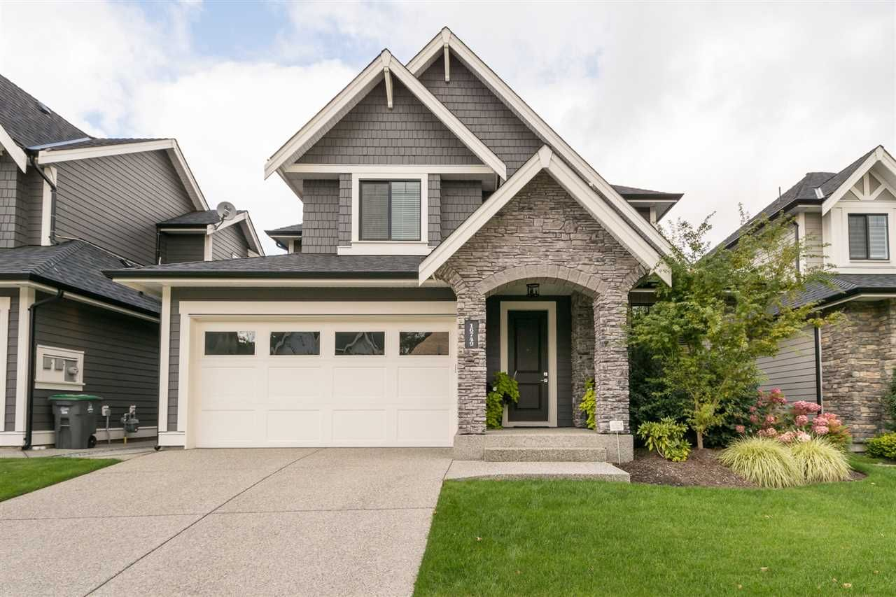 """Main Photo: 16749 22 Avenue in Surrey: Grandview Surrey House for sale in """"Estate at Southwood"""" (South Surrey White Rock)  : MLS®# R2526401"""