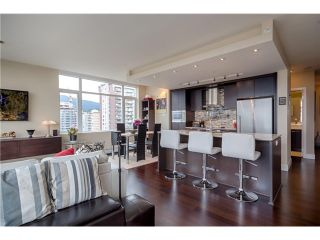 Photo 11: 1604 1320 Chesterfield Avenue in North Vancouver: Central Lonsdale Condo for sale : MLS®# V1035502