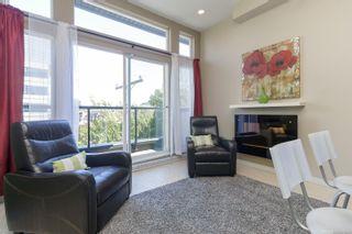 Photo 3: 403 1121 Fort St in : Vi Downtown Condo for sale (Victoria)  : MLS®# 878404