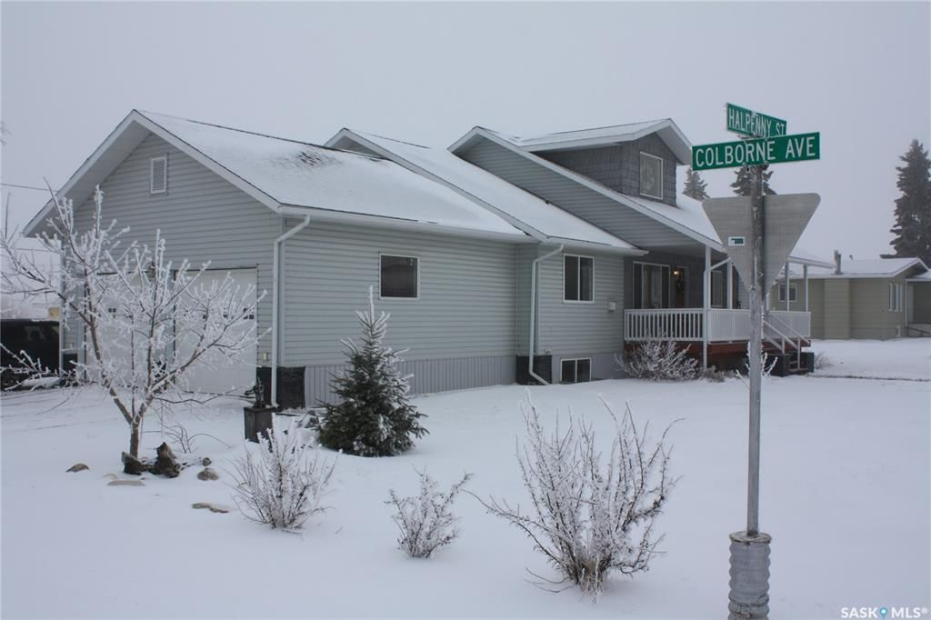 Main Photo: 101 Halpenny Street in Viscount: Residential for sale : MLS®# SK843089