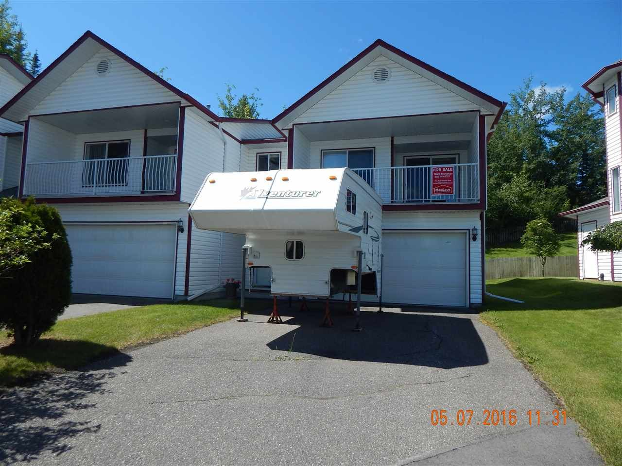 """Main Photo: 315 3015 ST ANNE Crescent in Prince George: St. Lawrence Heights Townhouse for sale in """"SOUTHRIDGE-ST.LAWRENCE"""" (PG City South (Zone 74))  : MLS®# R2076228"""
