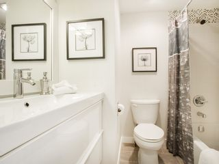 """Photo 16: 104 811 W 7TH Avenue in Vancouver: Fairview VW Townhouse for sale in """"WILLOW MEWS"""" (Vancouver West)  : MLS®# V1110537"""