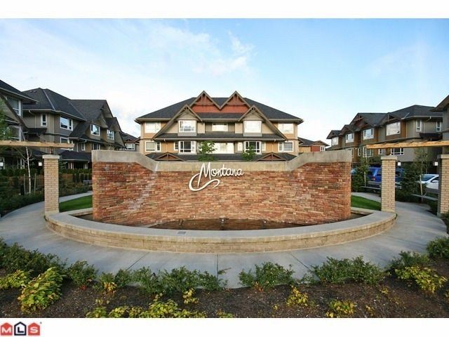 Main Photo: 34 7088 191 Street in Surrey: Clayton Townhouse for sale (Cloverdale)  : MLS®# R2125314