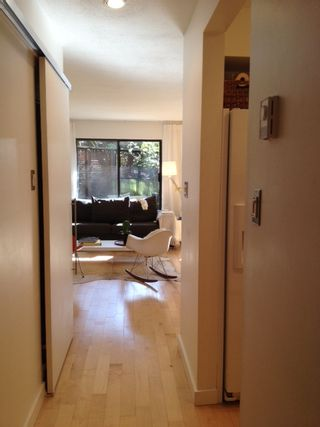 """Photo 3: 105 1299 W 7TH Avenue in Vancouver: Fairview VW Condo for sale in """"MARBELLA"""" (Vancouver West)  : MLS®# V935816"""