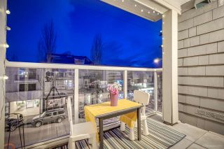 """Photo 16: 313 789 W 16TH Avenue in Vancouver: Fairview VW Condo for sale in """"SIXTEEN WILLOWS"""" (Vancouver West)  : MLS®# R2354520"""